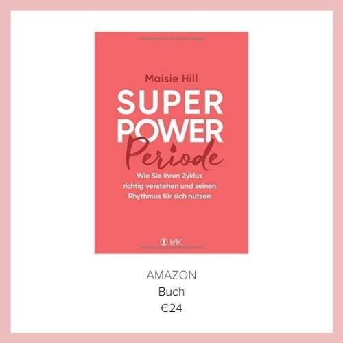 Buch Super Power Periode | myGiulia