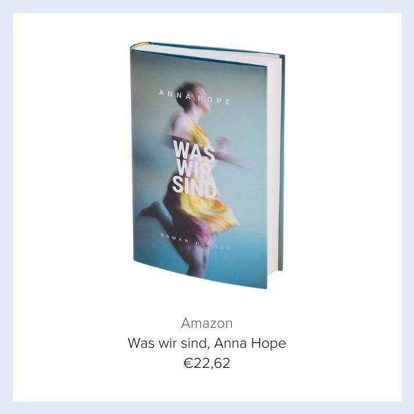 Anna Hope Buch Was wir sind   myGiulia