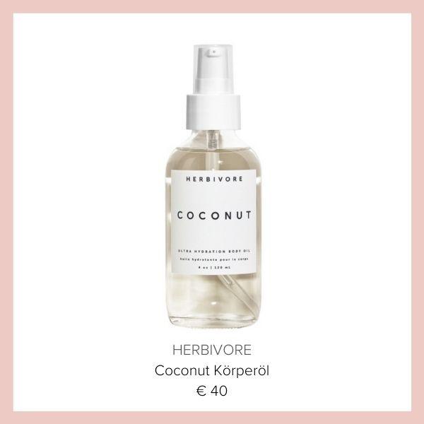 Herbivore Coconut Oel