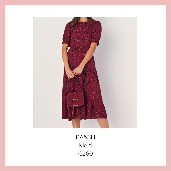 Ba&sh Kleid rot | myGiulia