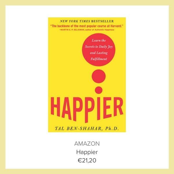 Buch Happier Tal Ben-Shahar