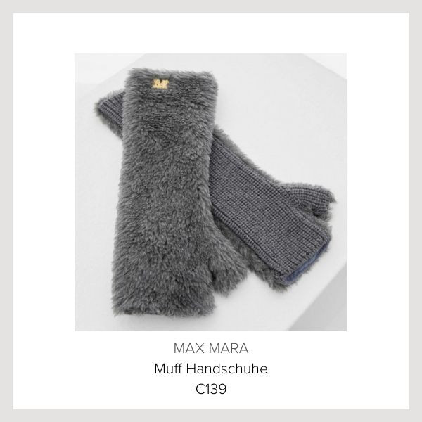 Max Mara Handschuhe