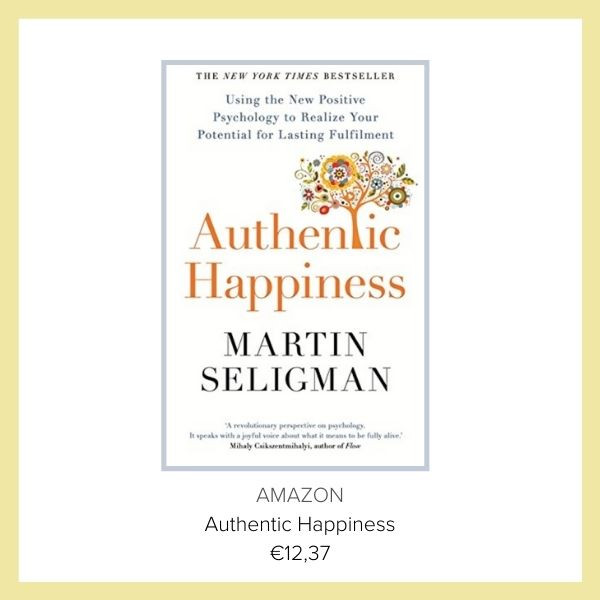 Buch Martin Seligmann Authentic Happiness