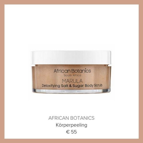 African Botanics Body Scrub