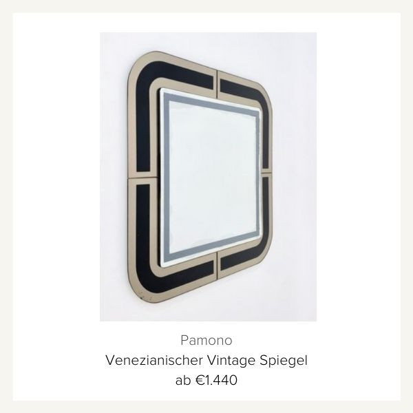 Pamono Venezianischer Spiegel