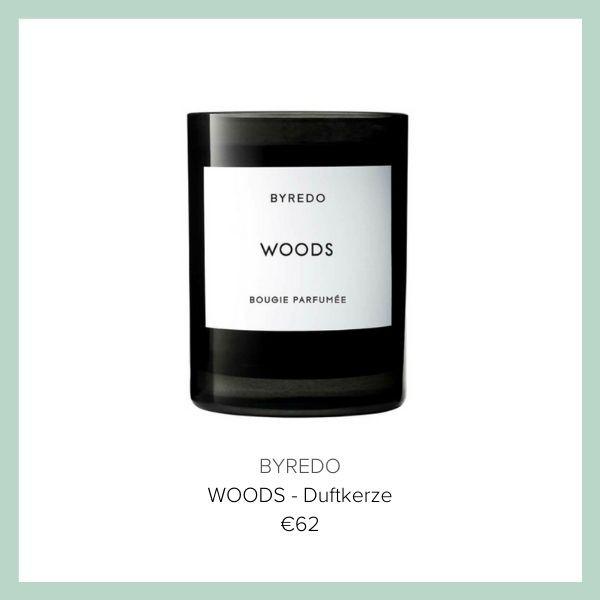 Byredo Woods Duftkerze | myGiulia