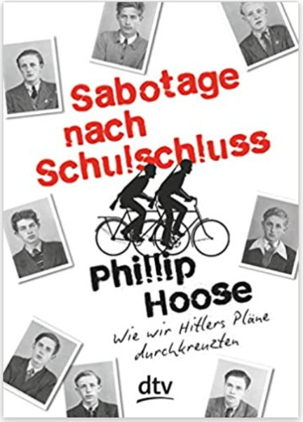 Buch Sabotage nach Schulschluss