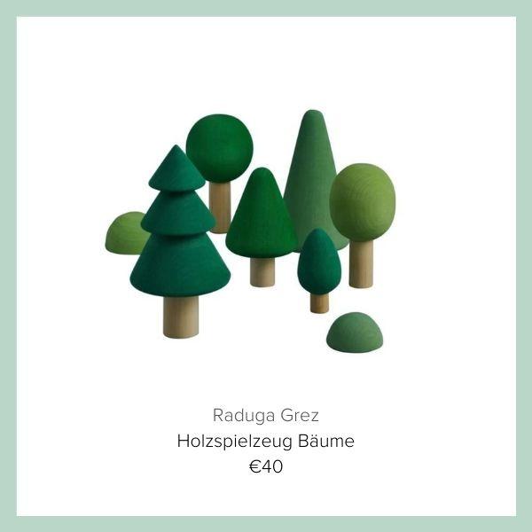 Raduga Grez Holzspielzeug Baum | myGiulia