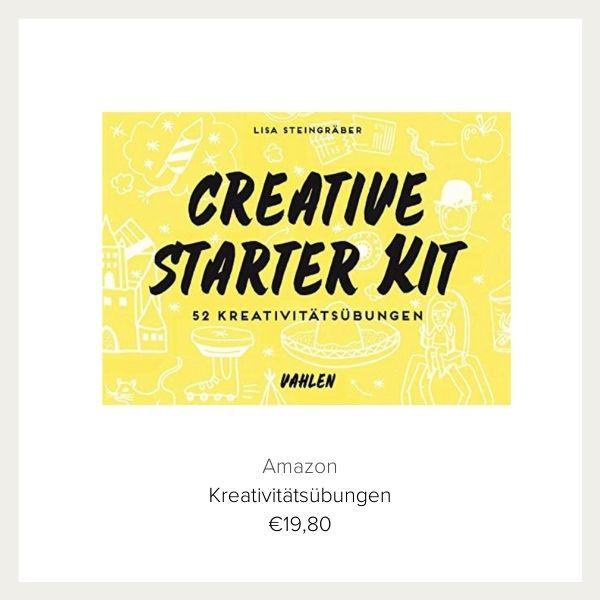 Buch Creative Starter Kit | myGiulia