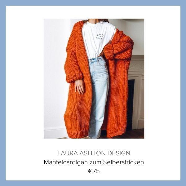 Laura Ashton Design Cardigan lang | myGiulia