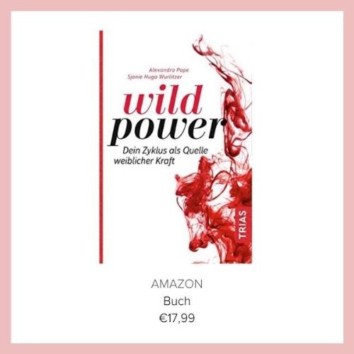 Buch Wild Power Zyklus | myGiulia