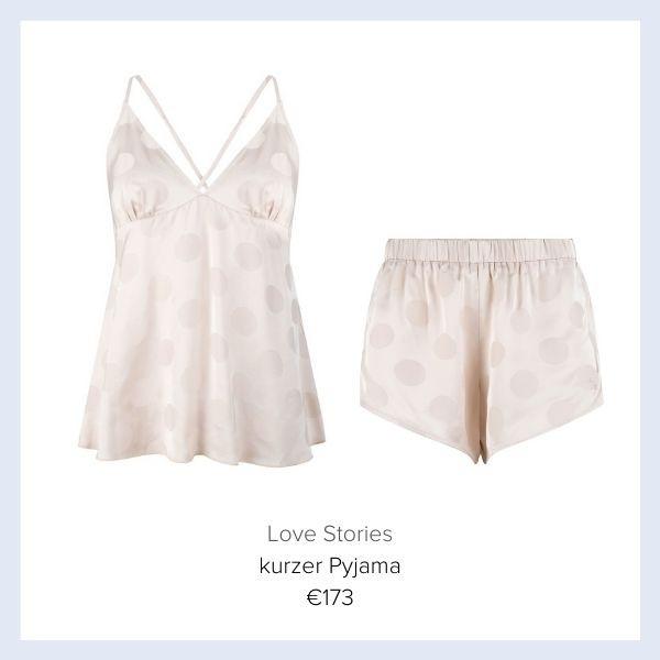 kurzer Pyjama Love Stories   myGiulia