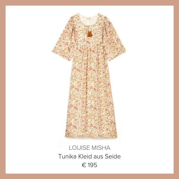 LOUISE MISHA Tunika Kleid
