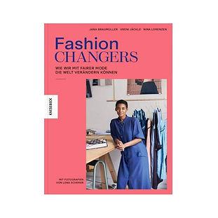 Buch Fashion Changers