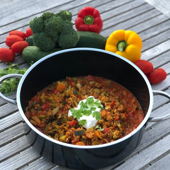 one Pot indisches Dal | myGiulia