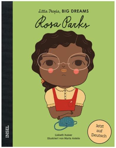 Rosa Parks Kinderbuch