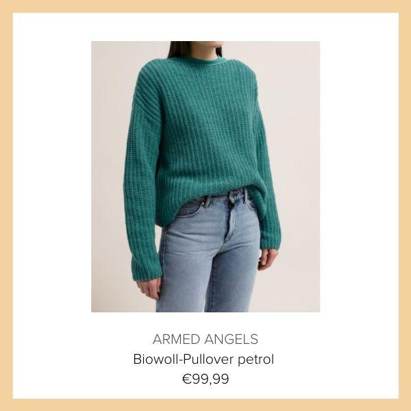 ARMED ANGELS Pullover Bio | myGiulia