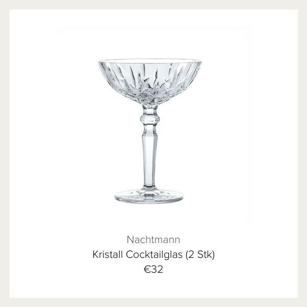 Nachtmann Kristall Cocktailglas | myGiulia