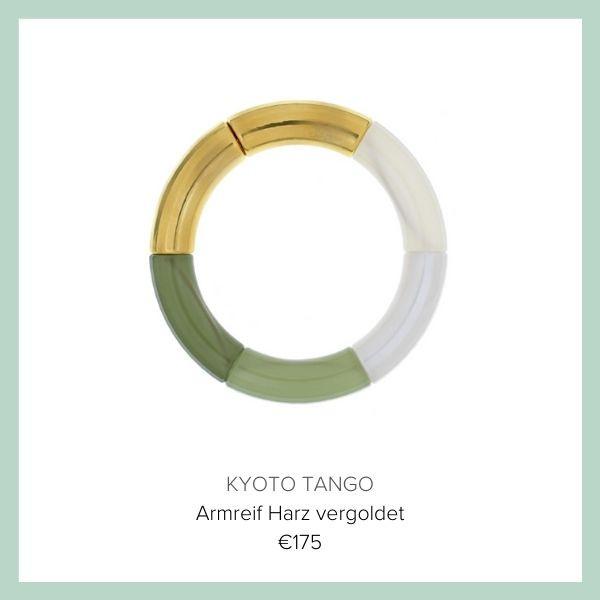 Kyoto Tango Armreif gruen | myGiulia