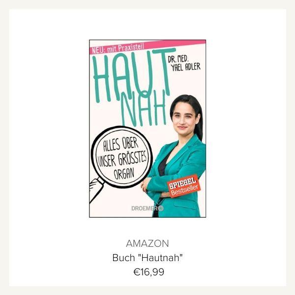 Buch Yael Adler Hautnah