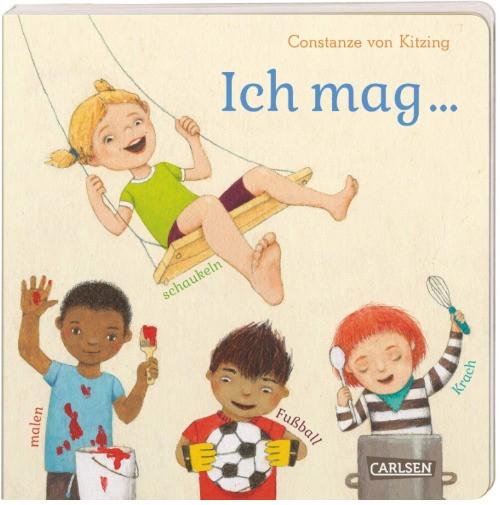 Ich mag Kinderbuch