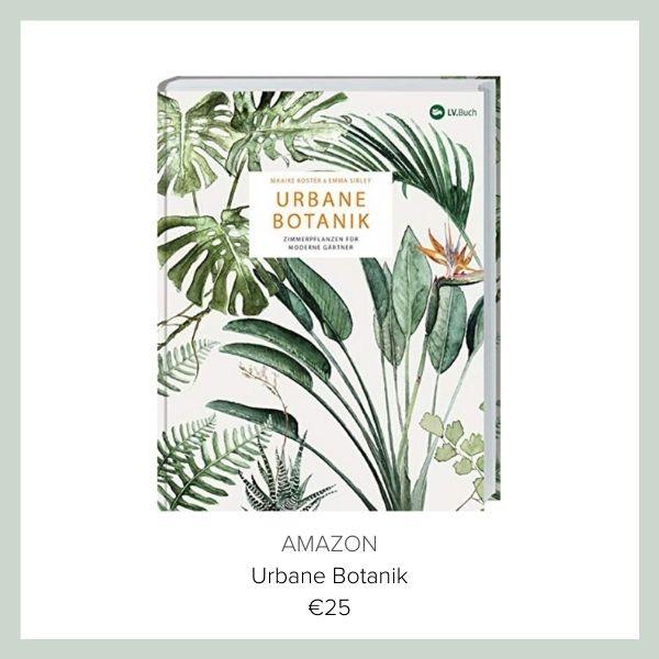 Buch Urbane Botanik