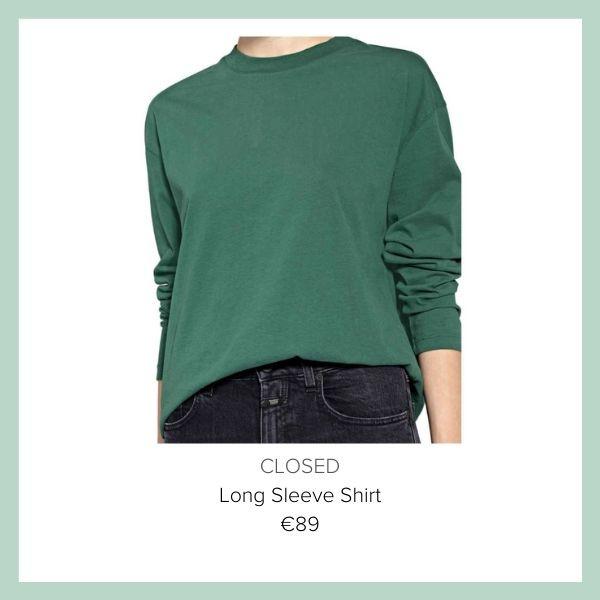Closed Longsleeve Shirt | myGiulia