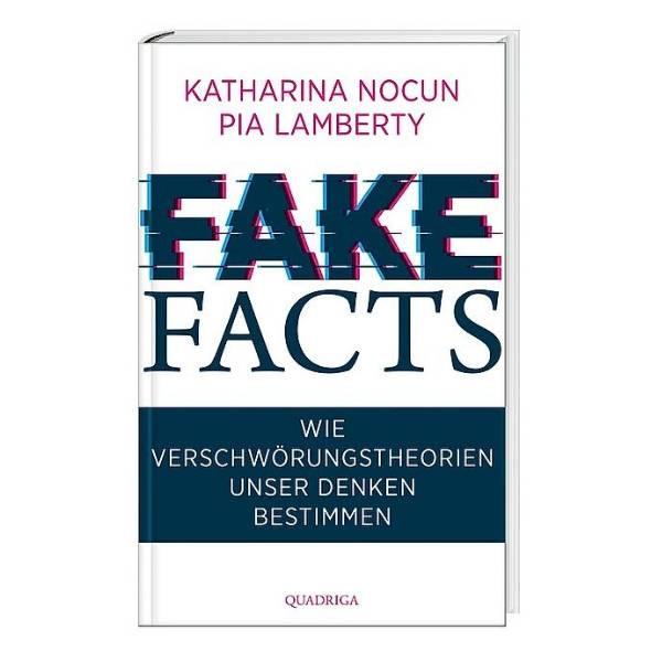 Fake Facts Buch Pia Lamberty | myGiulia