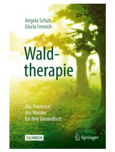 Buch Waldtherapie Angela Schuh | myGiulia