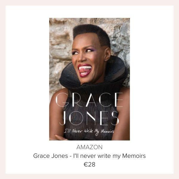 Grace Jones Memoir