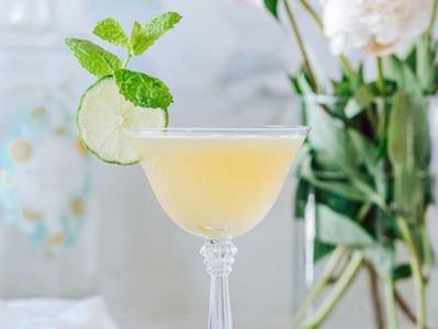 Sommer Cocktail Zeit