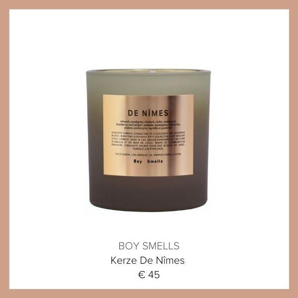 Boy Smells Duftkerze