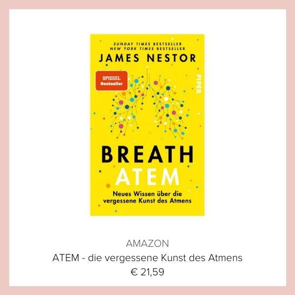 Buch Atem James Nestor