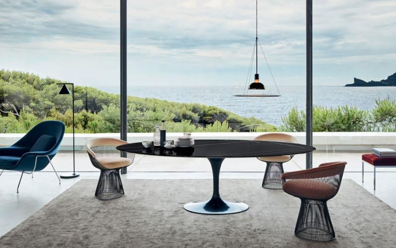 Knoll tulip table Eero Saarinen