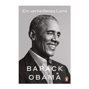 Obama ein verheißenes Land Buch