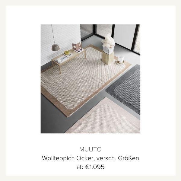 MUUTO Teppich