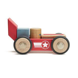 Tegu magnetische Holzbausteine