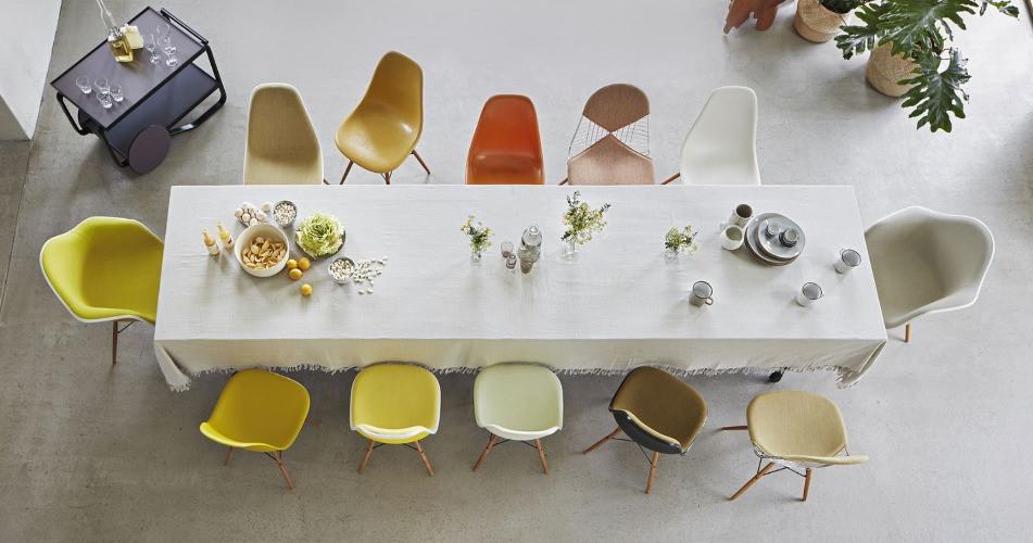 Vitra Eames Stuehle