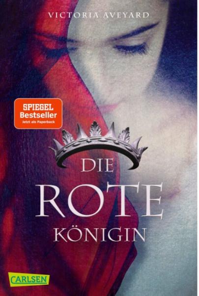 Buch rote Königin Aveyard