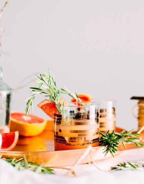 Cocktail Grapefruit Rosmarin | myGiulia