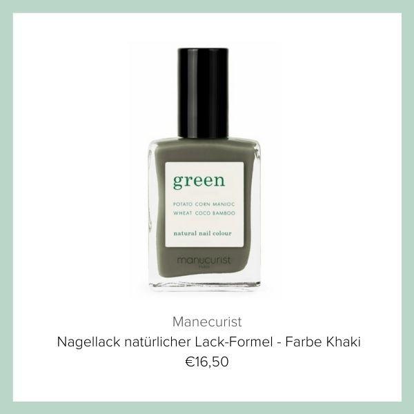 Manicurist Nagellack khaki | myGiulia