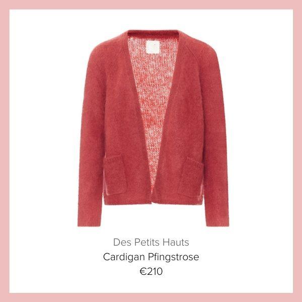 Kleid ziegelrot des Petits Hauts | myGiulia