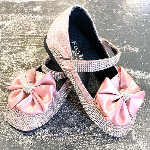 Pink Sparkle Shoes