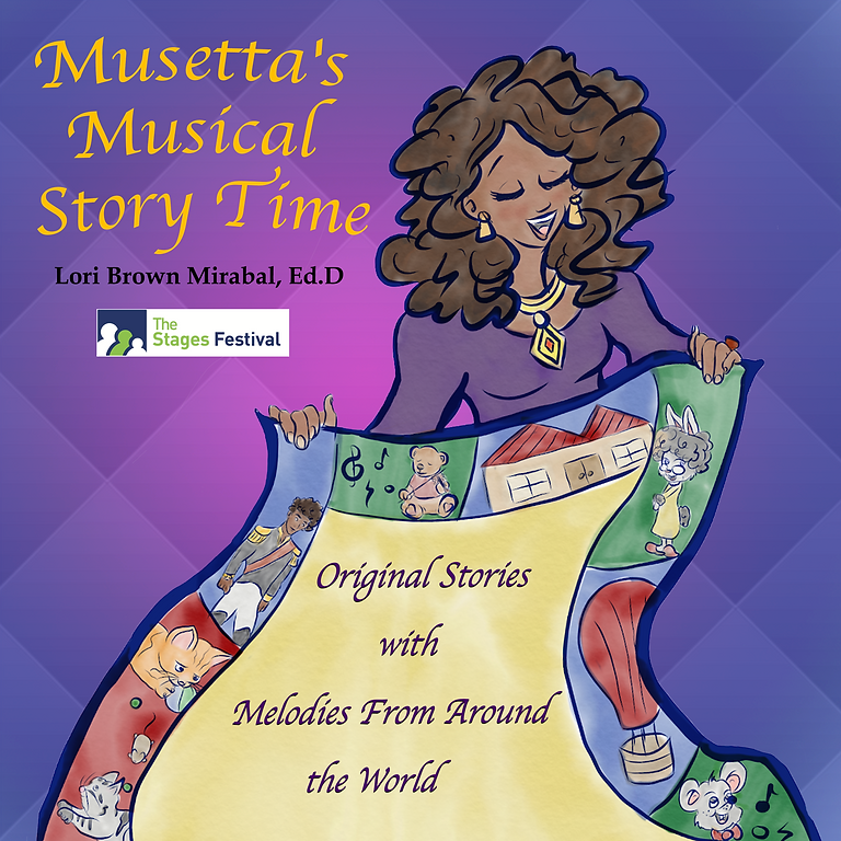 MUSETTA'S STORIES AND MELODIES FROM AROUND THE WORLD