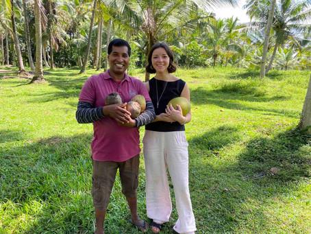 The Coconut Trail: Sri Lanka