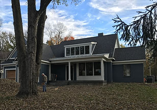Added 1,500 sq. Ft to an existing home in an established neighborhood.  Total interior and exterior renovation.