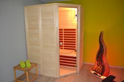 Sauna 2 places