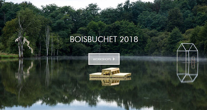 Domaine de Boisbuchet Workshop 2018