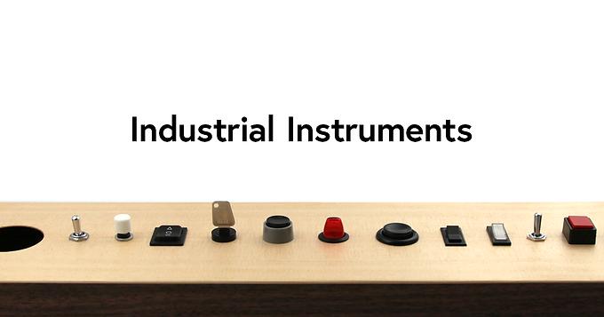 Industrial Instrumetns at the Deisgn Museum London
