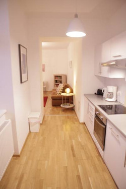 kitchen to livving room